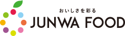 おいしさを彩る JUNWA FOOD